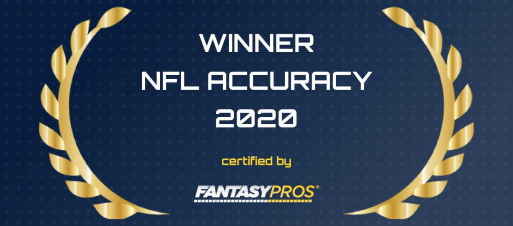 Most accurate fantasy football