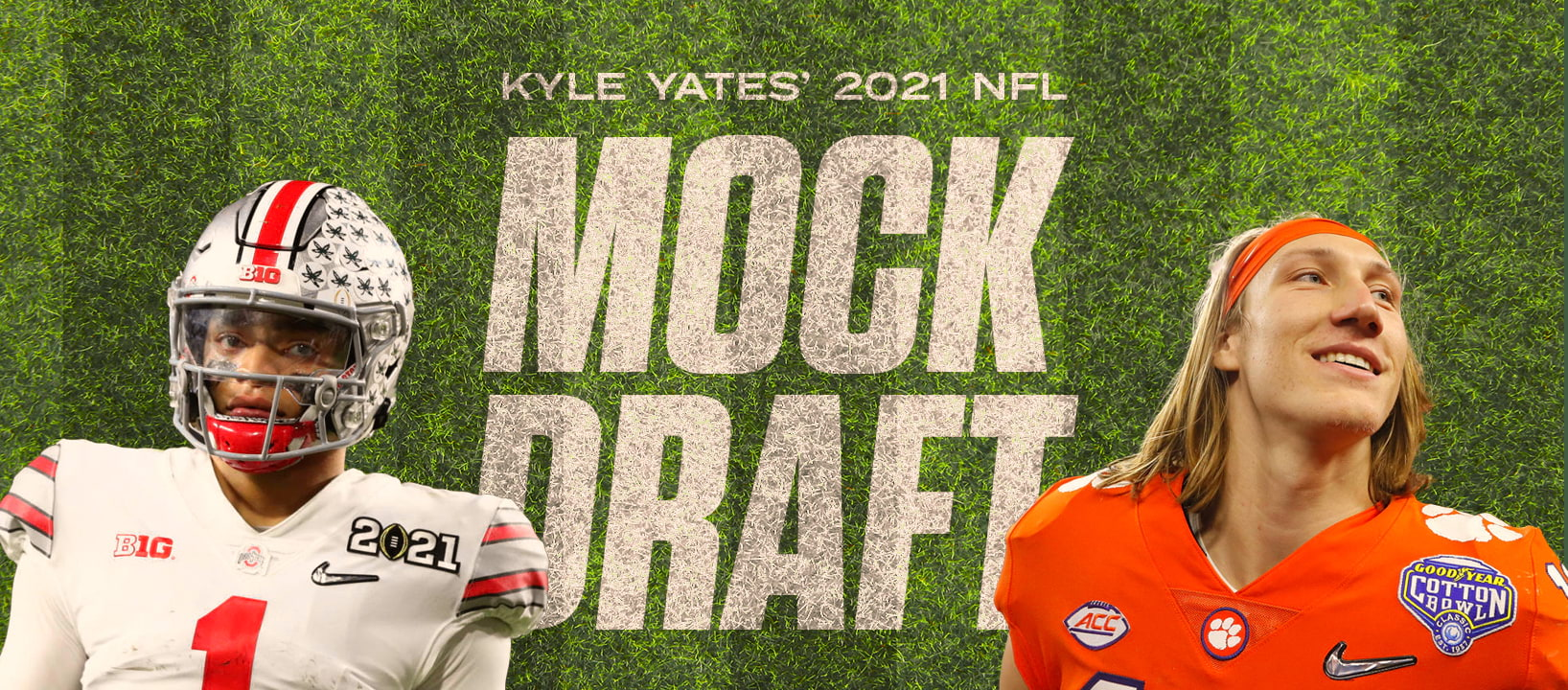 2021 NFL Mock Draft 3.0