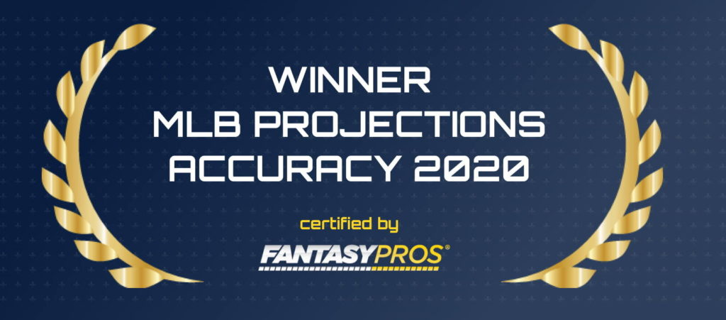 Fantasy Baseball Projections Accuracy