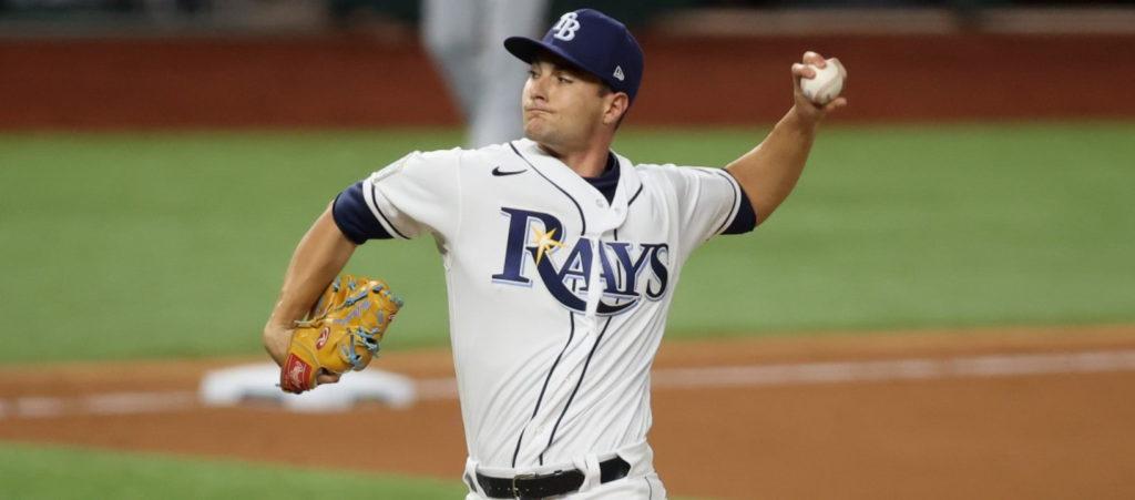 Shane McClanahan Fantasy Baseball