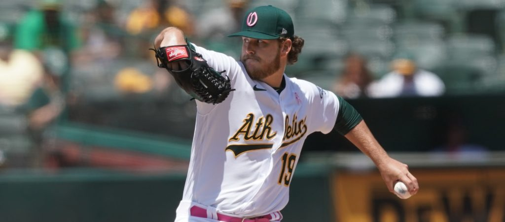 Cole Irvin Fantasy Baseball