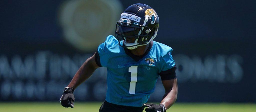 Travis Etienne 2021 fantasy football rookie running backs