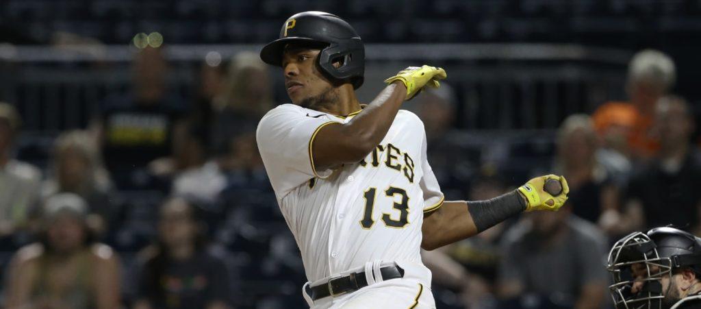Ke'Bryan Hayes fantasy baseball