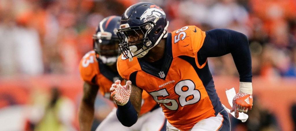 Streaming Defenses Von Miller Broncos