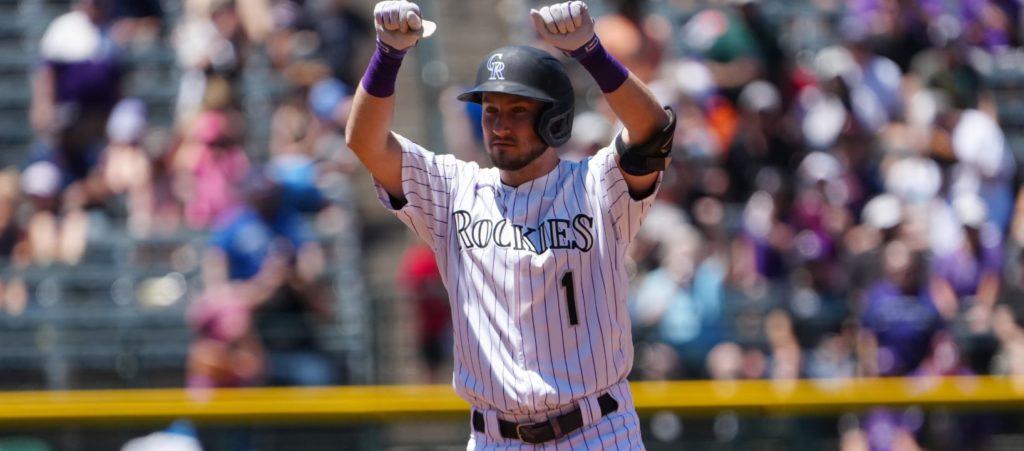 Garrett Hampson Fantasy Baseball
