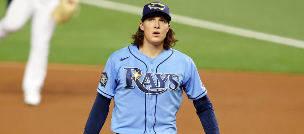 Tyler Glasnow fantasy baseball