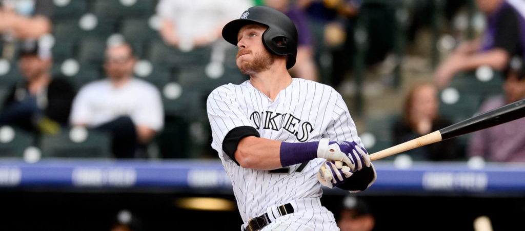 By The Numbers Trevor Story