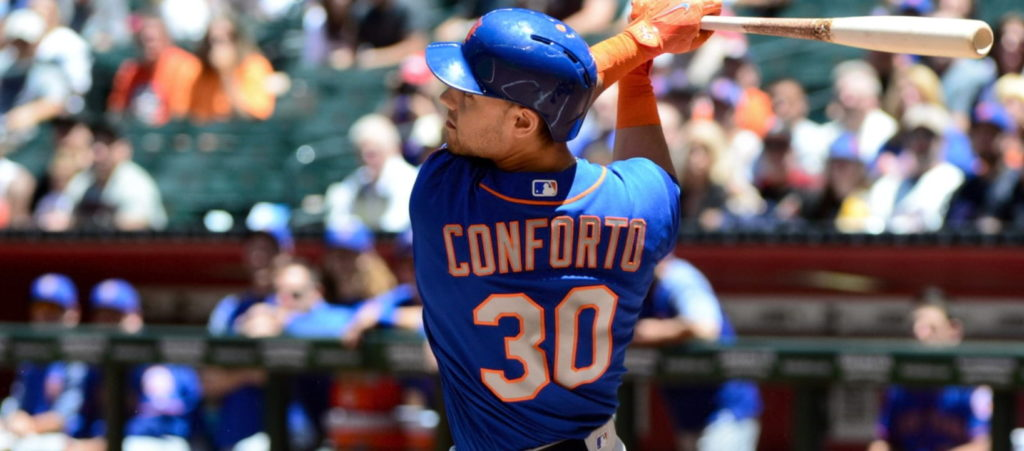 By The Numbers Michael Conforto
