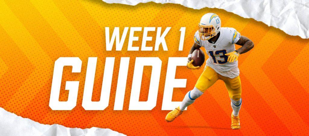 Fantasy Football Week 1 Guide
